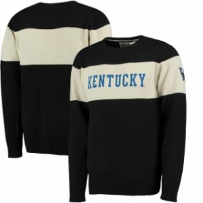 Bruzer ブルーザー スポーツ用品  Bruzer Kentucky Wildcats Black Bar Down Sweater
