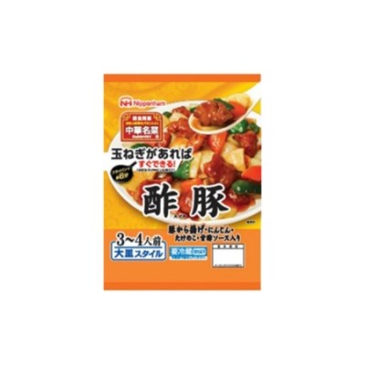 中華名菜 酢豚大皿スタイル