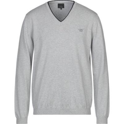 ヘンリーコットンズ HENRY COTTON'S メンズ ニット・セーター トップス sweater Grey