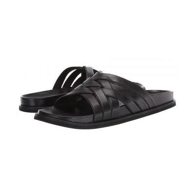 Cole Haan コールハーン メンズ 男性用 シューズ 靴 サンダル Feathercraft Slide Sandal - Black