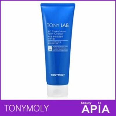 TONYMOLY (トニーモリー) - トニーラップ ACコントロール アクネ フォームクレンザー (TONY LAB AC CONTROL ACNE FOAM CLEANSER) [150ml]