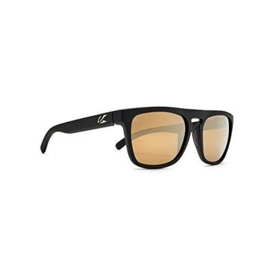 サングラスKaenon Leadbetter Sunglasses - Select Frame and Lens Color (Black Matt