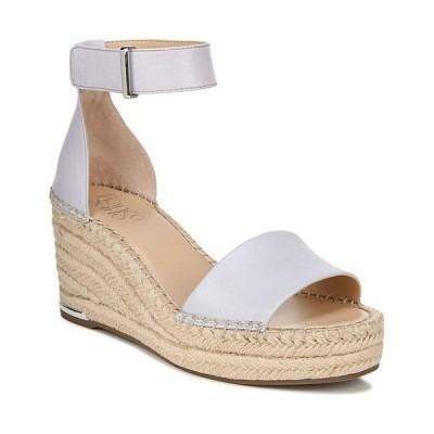 フランコサルト Franco Sarto レディース サンダル・ミュール ウェッジソール シューズ・靴 CleWedge Sandals Lilac Leather