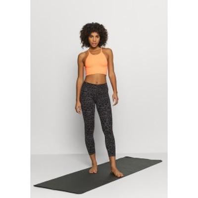 フリーピープル レディース カットソー トップス CROPPED RUN TANK - Fitness / Yoga - peach horizon peach horizon