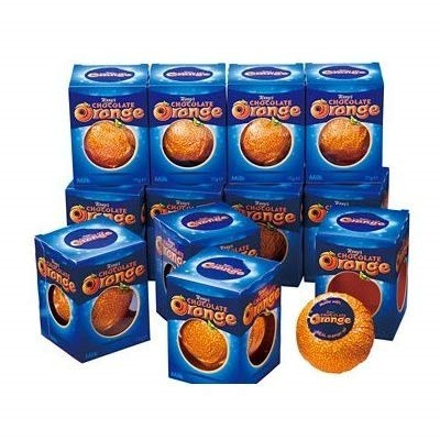 TERRY S(テリーズ) オレンジチョコレート ミルク 157g(12個セット)