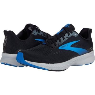 ブルックス Brooks メンズ ランニング・ウォーキング シューズ・靴 Launch 8 Black/Grey/Blue