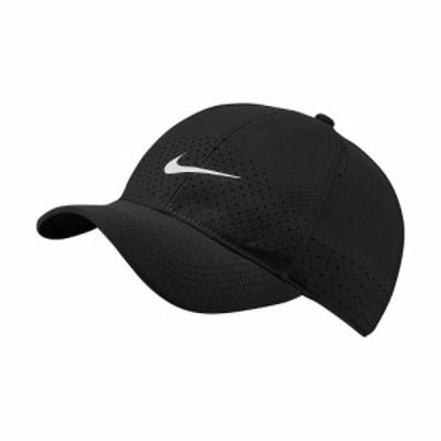 ナイキ スポーツアクセサリー 帽子 ナイキ エアロビル レガシー91 キャップ AV6953-011 MISC ブラック/(ホワイト)