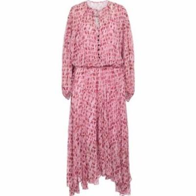 イザベル マラン Isabel Marant. Etoile レディース ワンピース ミドル丈 ワンピース・ドレス saureli printed midi dress Red
