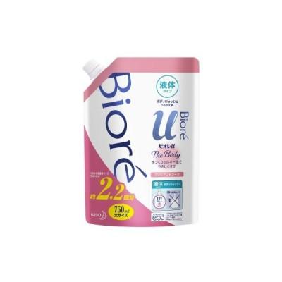 花王 ビオレu ザ ボディ 液体 ブリリアントブーケの香り 詰め替え用 大 750ml /ビオレu ザボディ ボディソープ