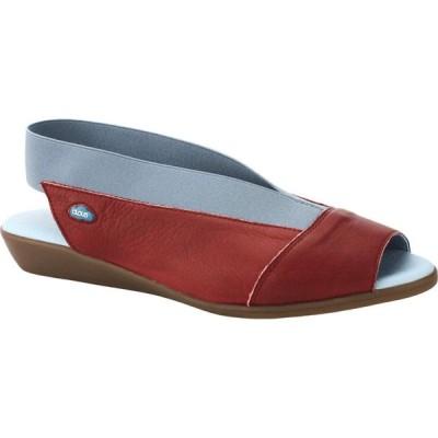 クラウド CLOUD レディース サンダル・ミュール シューズ・靴 Caliber Basic Red/Blue