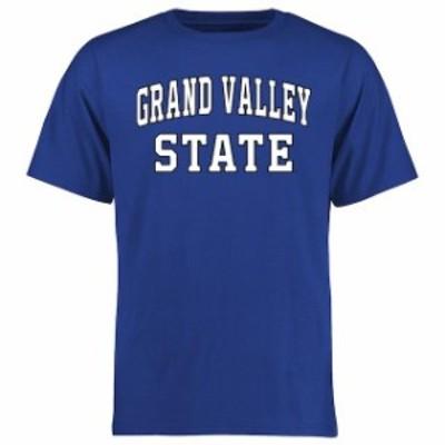 Fanatics Branded ファナティクス ブランド スポーツ用品  Grand Valley State University Lakers Royal Everyday T-Sh