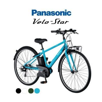 パナソニック ベロスター BE-ELVS773 8.0Ah 電動スポーツバイク