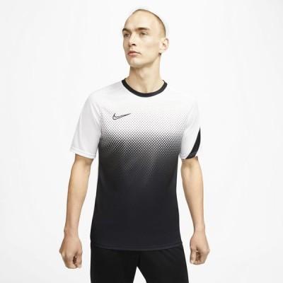 NIKE ナイキ ACD GX FP S/S トップ CJ9917 ホワイト×ホワイト×ブラック サッカー サッカーウェア
