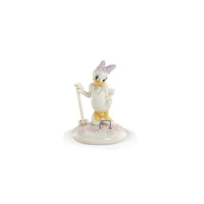 レノックス  LENOX  デイジー クロケット Disney Croquet with Daisy Sculpture ディズニー デイジーダック □