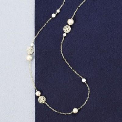 コットンパールファッションネックレス CT0014 日本製 アクセサリー 内祝い 結婚内祝い 出産内祝い 新築祝い 就職祝い 結婚祝い 引き出物