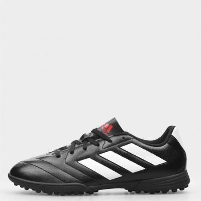 アディダス adidas メンズ スニーカー シューズ・靴 Goletto VII Football Trainers Turf Black/White