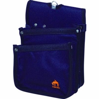 KH HUMHEM ウエストバッグ ブラック (1個) 品番:HM1199-K