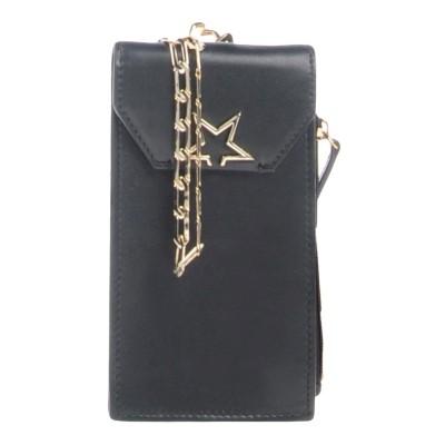 ゴールデン グース GOLDEN GOOSE DELUXE BRAND メッセンジャーバッグ ブラック 革 メッセンジャーバッグ