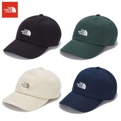 [THE NORTH FACE] NE3CL51 TNF LOGO SOFT CAP ノースフェイス キャップ 帽子 レディース メンズ 韓国ファッション