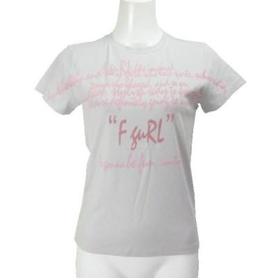エフガール FguRL FOXEY グレー Tシャツ F 未使用