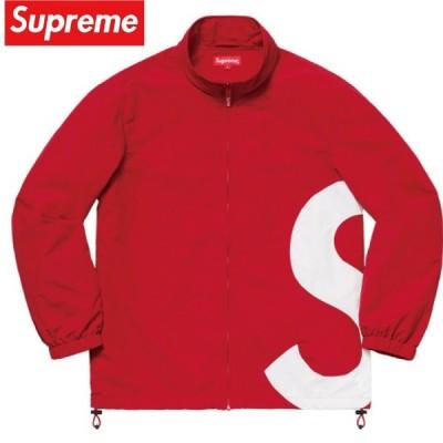 Supreme シュプリーム S Logo Track Jacket ジャケット Red レッド 2019年春夏