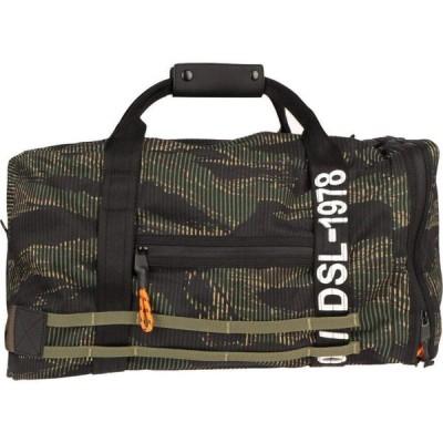 ディーゼル DIESEL メンズ ボストンバッグ・ダッフルバッグ バッグ Travel & Duffel Bag Military green