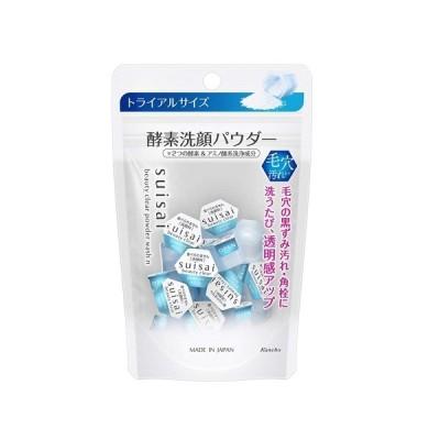 [カネボウ化粧品]suisai(スイサイ) ビューティクリアパウダーウォッシュ N トライアルサイズ 0.4g×15個入