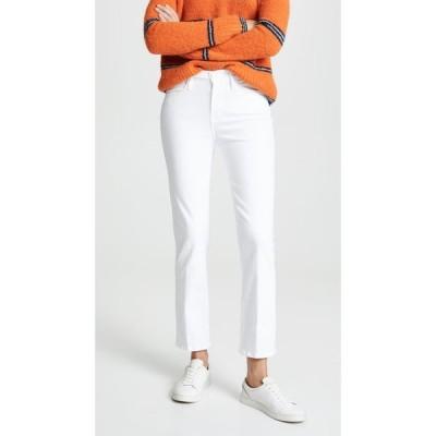 フレーム FRAME レディース ジーンズ・デニム ボトムス・パンツ Le High Straight Jeans Blanc
