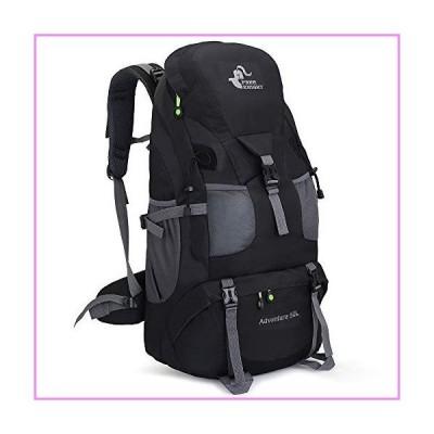 【送料無料】50L Ultra Lightweight Frameless Hiking Backpack,Outdoor Sport Daypack Travel Bag for Climbing Camping Touring Mountaineeri