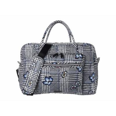 ベラブラッドリー ボストンバッグ バッグ レディース Performance Twill Weekend Travel Bag Bedford Plaid