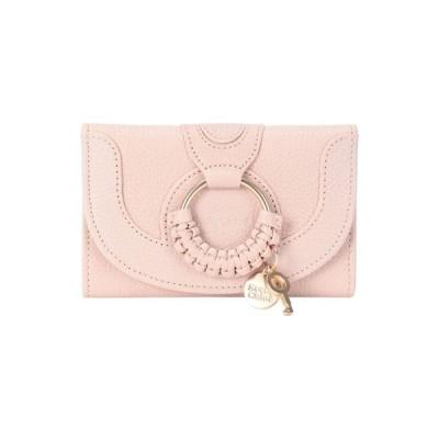 クロエ SEE BY CHLOE レディース 財布 hana complete medium wallet Light pink