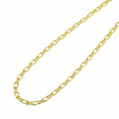 ネックレス MyRitzy ゴールドメッキ 24K フィギュア 8 プレミアムファッションジュエリー レディース&メンズ チェーンネックレス 厚さ0,1
