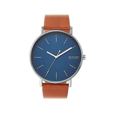 腕時計 スカーゲン メンズ SKW6551 Skagen Signatur - SKW6551 Brown/Blue One Size