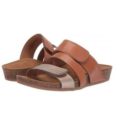 Comfortiva コンフォーティヴァ レディース 女性用 シューズ 靴 サンダル Gemina - Sand/Gold Toscana/Calgary Metallic