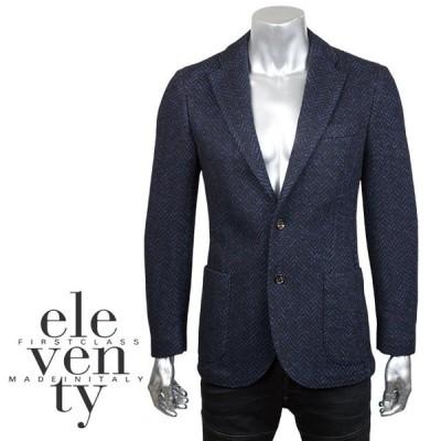 eleventy イレブンティ メンズ ジャケット 979ja3003 jac22026 11 ネイビー【セール商品のため返品交換不可】
