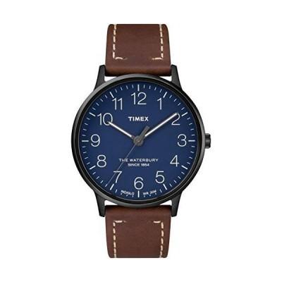 Timex Waterbury Blue Dial TW2R25700【並行輸入品】