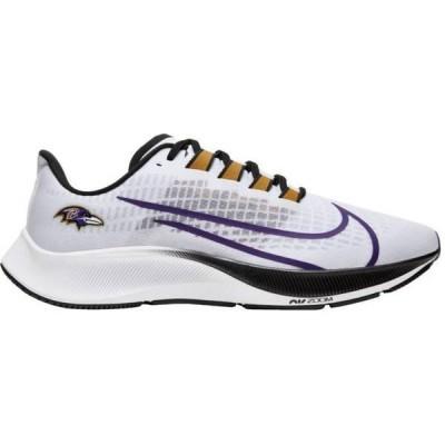 ナイキ メンズ スニーカー シューズ Nike Baltimore Ravens Air Zoom Pegasus 37 Running Shoes