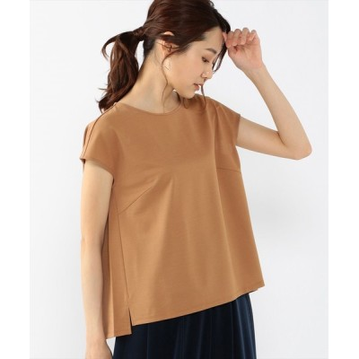 tシャツ Tシャツ フレンチスリーブプルオーバー