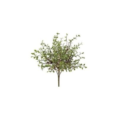 観葉植物 フェイクグリーン ボタンリーフブッシュ〔×12本入り〕アレンジメント/インテリア