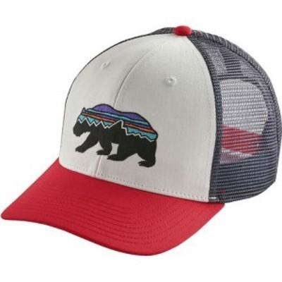 パタゴニア ハット Fitz Roy Bear Trucker Hat