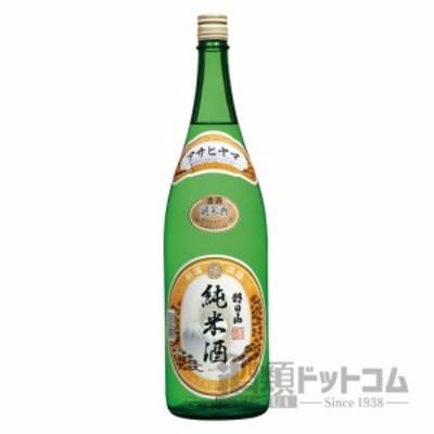 【酒 ドリンク 】朝日山 純米酒 1800ml(6104)