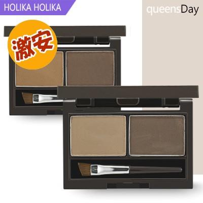 【激安】【QueensDay】【ENPRANI エンプラニ】【Holika Holika ホリカホリカ】ワンダードローイングアイブロウキット【激安韓国コスメ】