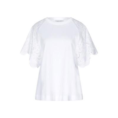 アルベルタ フェレッティ ALBERTA FERRETTI T シャツ ホワイト 38 コットン 100% T シャツ