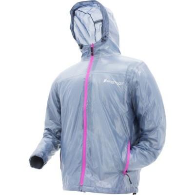 フロッグトッグス ジャケット&ブルゾン アウター レディース frogg toggs Women's Xtreme Lite Rain Jacket Blue/Pink