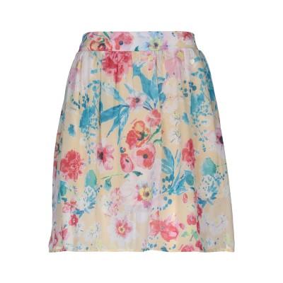 FRACOMINA ひざ丈スカート ベージュ 38 ポリエステル 100% ひざ丈スカート