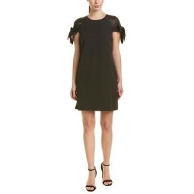 ハッチ レディース ワンピース トップス Hutch Shift Dress black