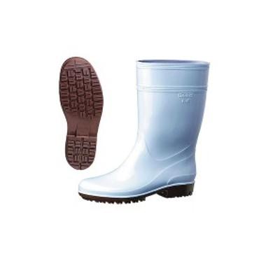 4979058542854 ミドリ安全 ハイグリップ長靴 25.5cm ブルー HG2000N
