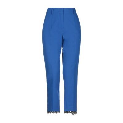 SPORTMAX CODE パンツ ブルー 40 コットン 100% パンツ