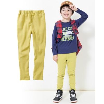 カットソーストレッチスキニーパンツ(男の子。女の子 子供服。ジュニア服) パンツ, Kids' Pants