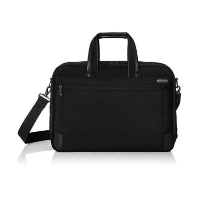 [ワールドトラベラー] ビジネスバッグ ギャラント 軽量970g B4サイズ エキスパンド(拡張) 機能 ショルダーベルト付 57222 ブラック